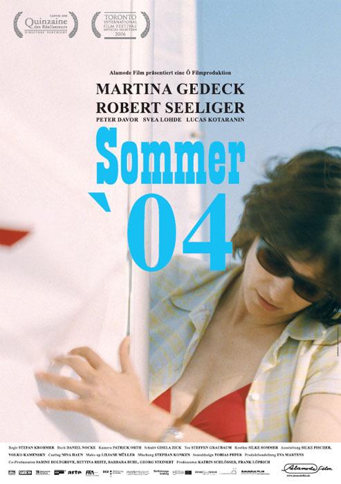Sommer '04 [Martina Gedeck 2006Ger]