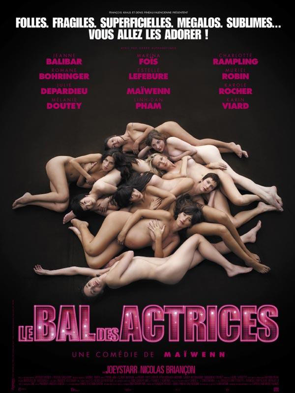 Le bal des actrices [2009Fr]