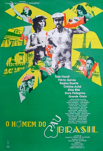 O Homem do Pau-Brasil [1982Bra]