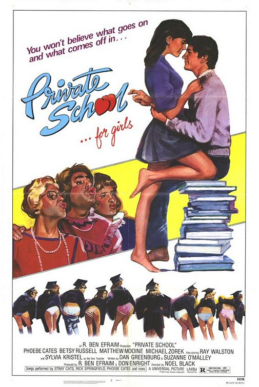 Private School [Phoebe Cates 1983]