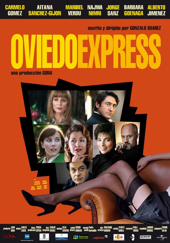 Oviedo Express [Barbara Goenaga 2007Spa]