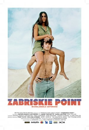 Zabriskie Point [Daria Halprin 1970]