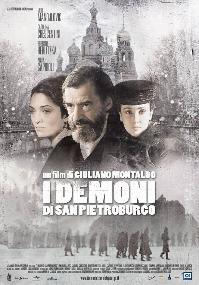 I demoni di San Pietroburgo [Anita Caprioli 2008Ita]