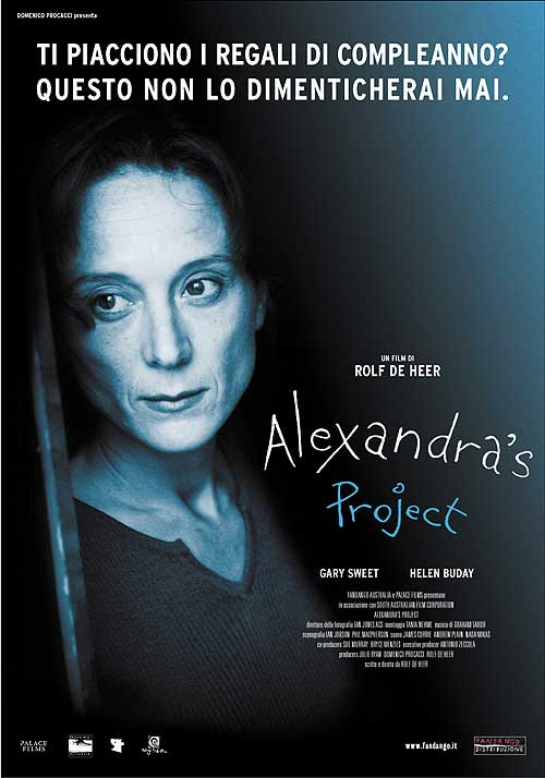 Alexandra's Project [Helen Buday 2003Aus]