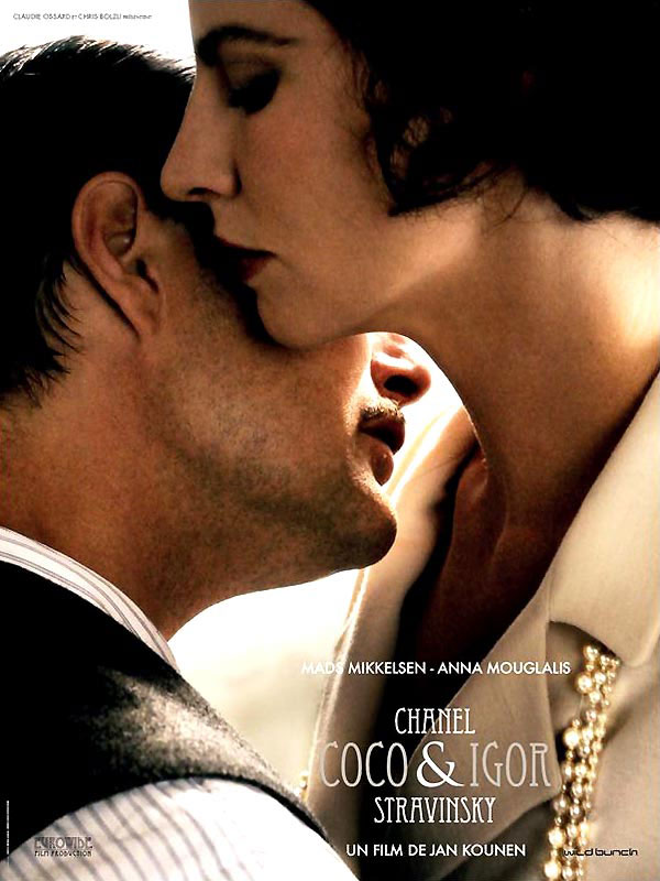 Coco Chanel and Igor Stravinsky [Anna Mouglalis 2009Fr]