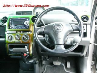手動運転装置 トヨタbB ④