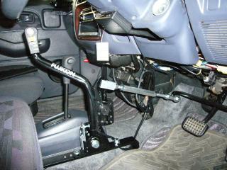 ムーブ 手動装置 ハンドコントロール ①-1