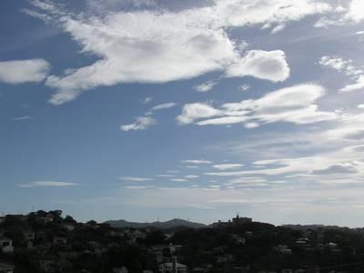 雲2009年8月7日の2
