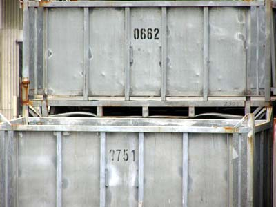 00container close up