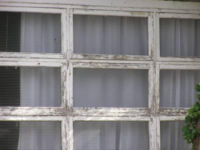 三軒長屋 窓2