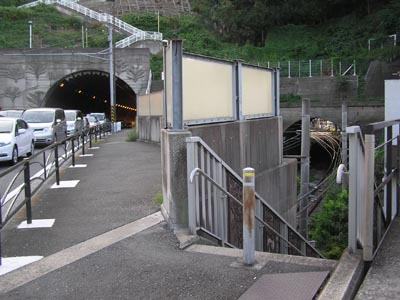 kokudou to jr no tunnel