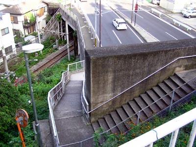 kokudou no tunnel no kaidan