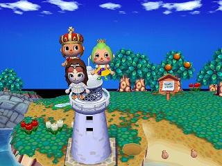 灯台のぼり