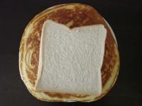 食パンと比べてみよう2