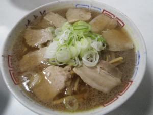 11050316まこと食堂・チャーシューメン 900円