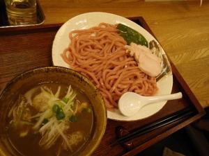 11050212蒼生・つけ麺 750円 (クーポン使用で550円)