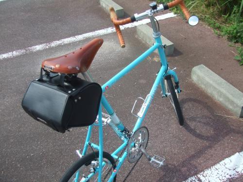 怪しい自転車
