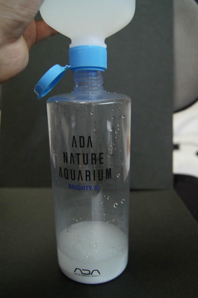 精製水イン