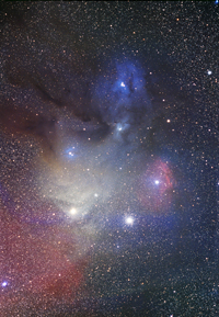 antares galaxies