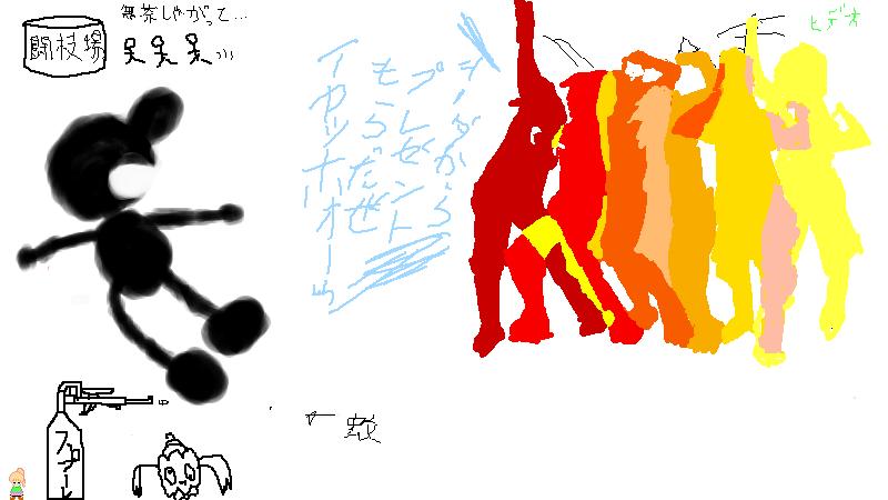 6月20日の絵茶会 4枚目