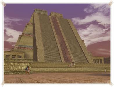 テノチティトランピラミッド