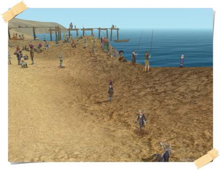 カーボヴェルデの砂浜20090912
