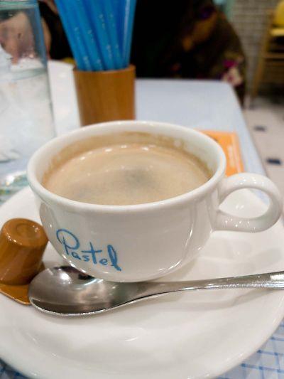 パステル コーヒー