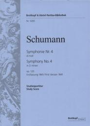 Schumann Symphony No.4 (1841)