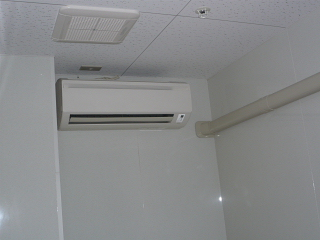 ルームエアコン室内機