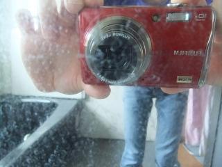 風呂の鏡汚れ