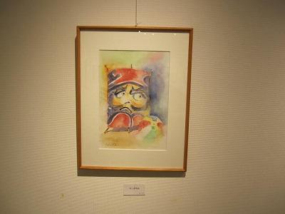 H24年大谷水彩画展 006