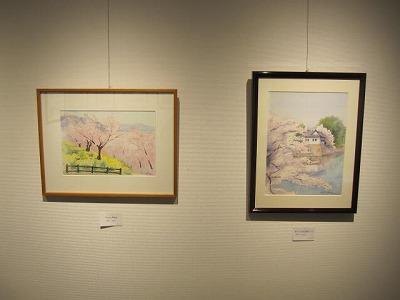 H24年大谷水彩画展 003