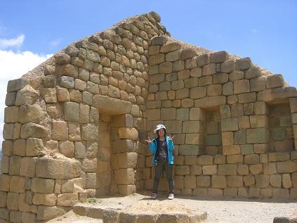 インガピルカの遺跡