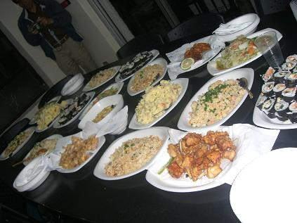comida de Japon
