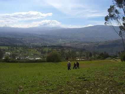 キミアの景色