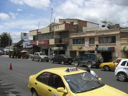 リオバンバ バスターミナル