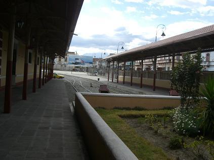 電車の駅!