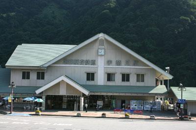 090816黒部峡谷鉄道 (3)
