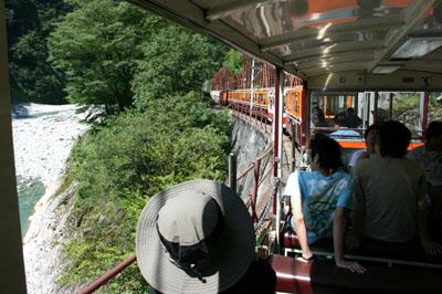 090816黒部峡谷鉄道 (76)