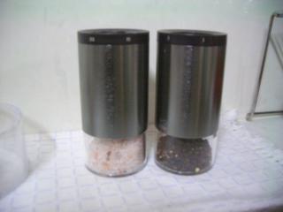 ペッパー&ソルトミル1