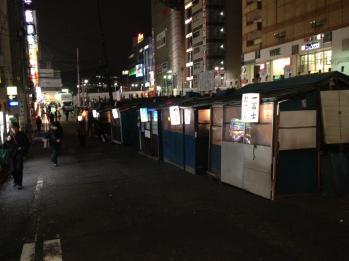 横浜西口屋台群