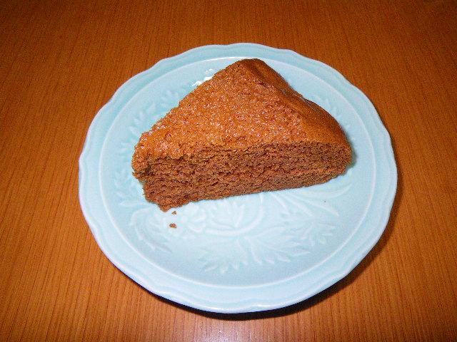 黒糖ケーキ