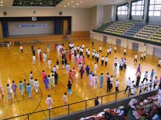 18th  武術太極拳フェスティバル 2