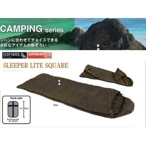 寝袋 SLEEPER LITE SQUARE Olive
