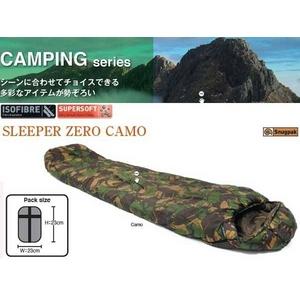 寝袋 SLEEPER ZERO CAMO