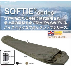 寝袋 SOFTIE 6 KESTREL Olive