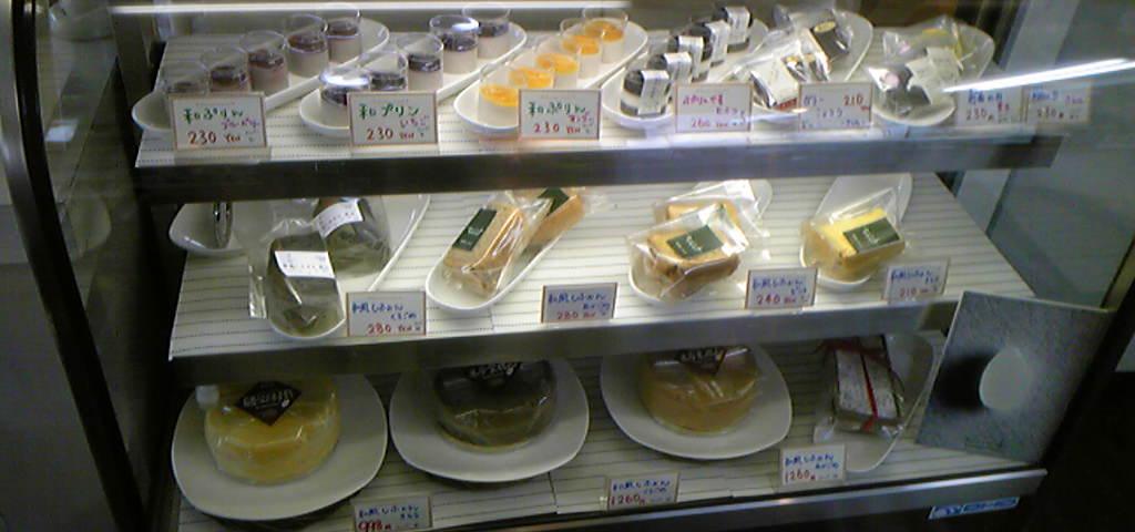 米夢館デザート