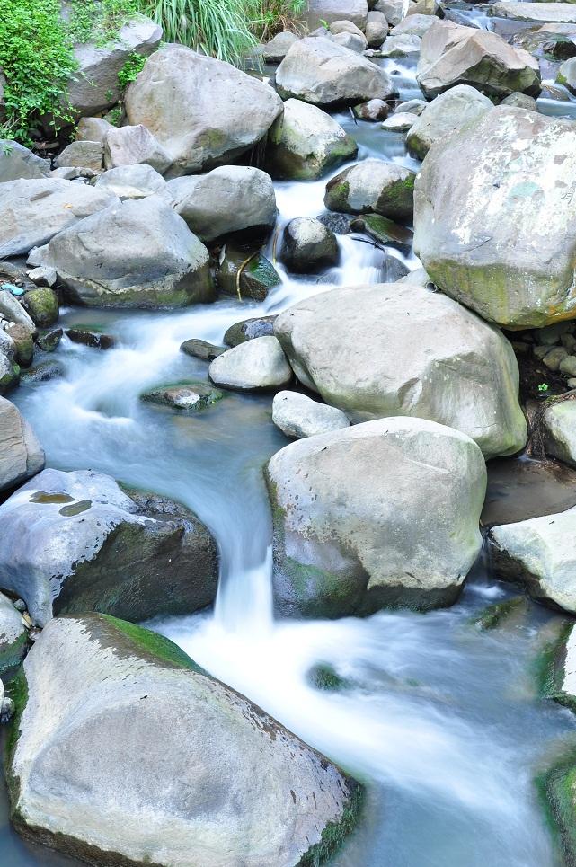 川の流れ(2)