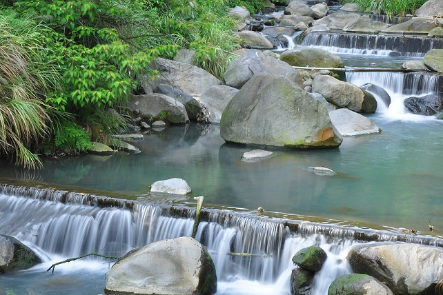 川の流れ(1)