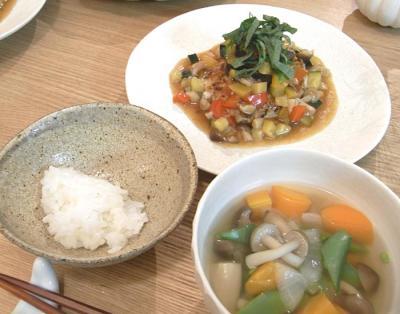 豆腐ハンバーグ 2009.7.17